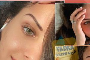 bigg boss 13 fame himanshi khurana these simple look pictures steal limelight