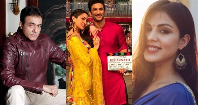 kedarnath actor nitish says i never seen sushant sara with heavy eyes
