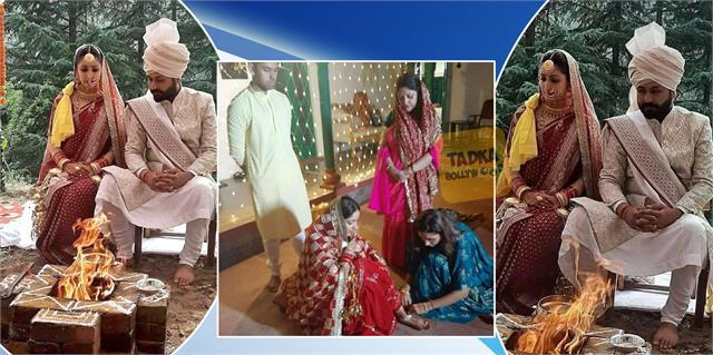 yami gautam aditya dhar wedding unseen pictures viral