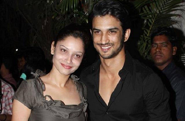 ankita shares beautiful moments video spent with sushant