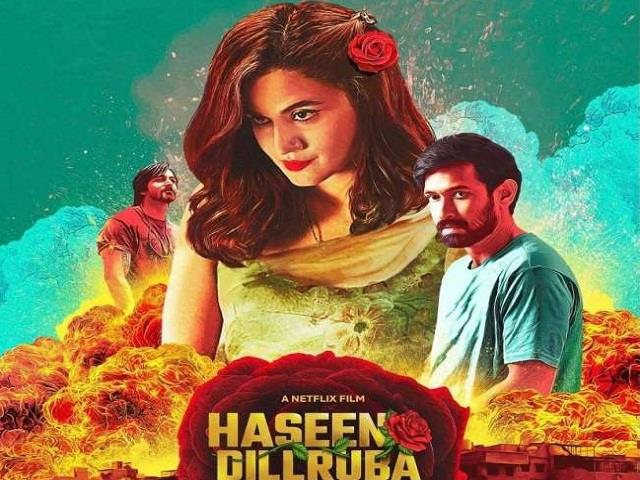 taapsee pannu film haseen dillruba trailer released