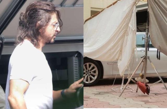 shahrukh khan again start shooting for  pathan