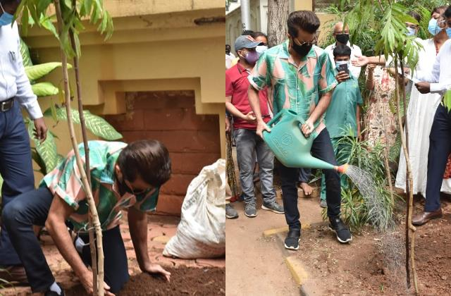 anil kapoor celebrates world environment day with a tree plantation campaign