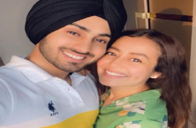 rohanpreet singh wishes birthday to wife neha kakkar