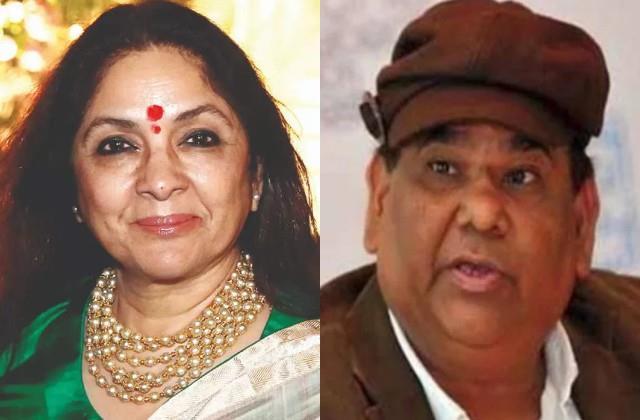 satish kaushik disclose why did he propose neena gupta during pregnancy