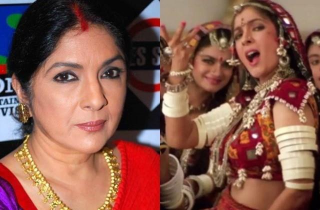 neena gupta revealed had to wear padded bra on subhash ghai demand