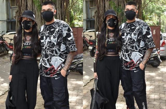 shruti haasan spotted with boyfriend santanu hazarika