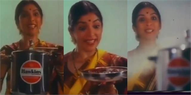 masaba gupta shared her mother neena gupta pressure cooker ad