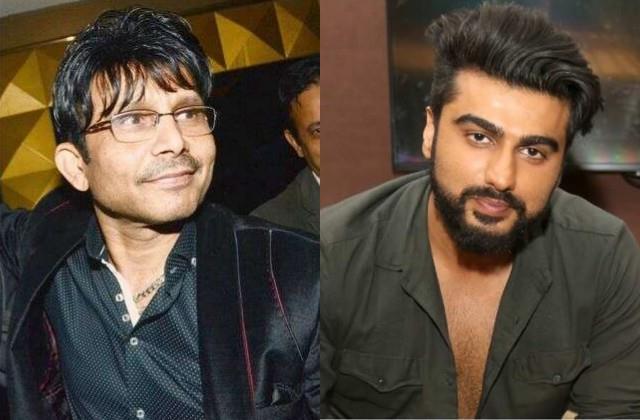krk told arjun kapoor best friend amid controversy with salman khan
