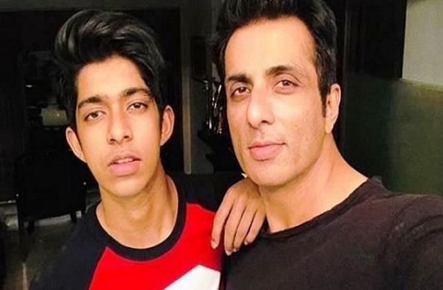sonu sood refutes rumours of gifting luxury car to his son on fathers day