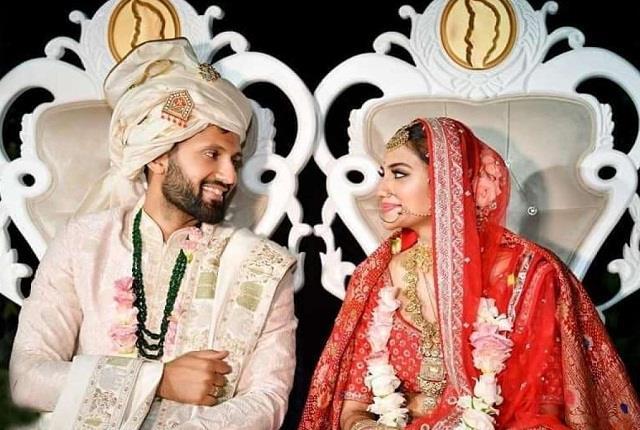 nikhil jain reacted to nusrat jahan s statement about marriage