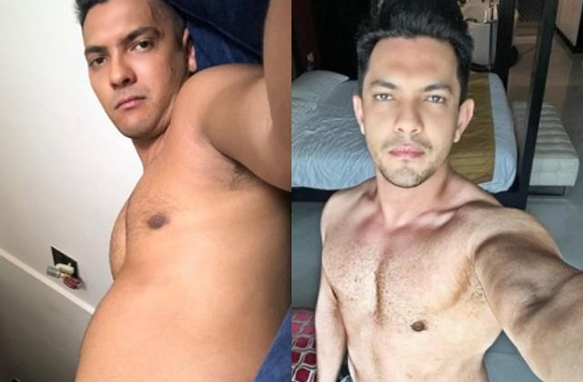 aditya narayan fat to fit after covid recovery see transformation photos