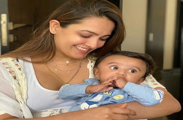 anita hassanandani quits tv industry for care of son aarav