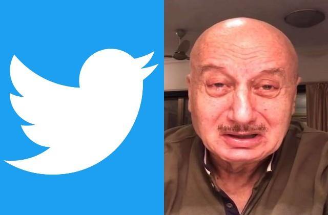 80 thousand followers reduced of anupam kher on twitter in just 36 hours