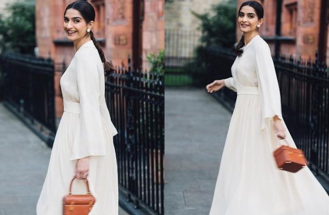 sonam kapoor shares her gorgeous photos