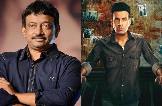 ram gopal varma impressed manoj bajpayee web series family man 2