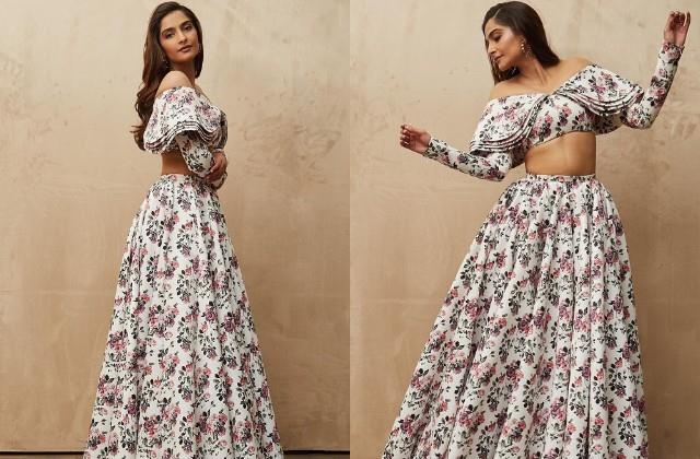 sonam kapoor shares her hot photos