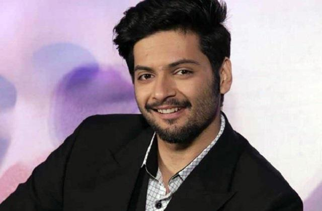 ali fazal shares photo with his second love