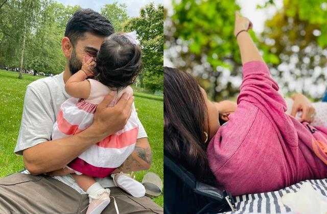 anushka sharma virat kohli celebrate vamika 6 months birthday