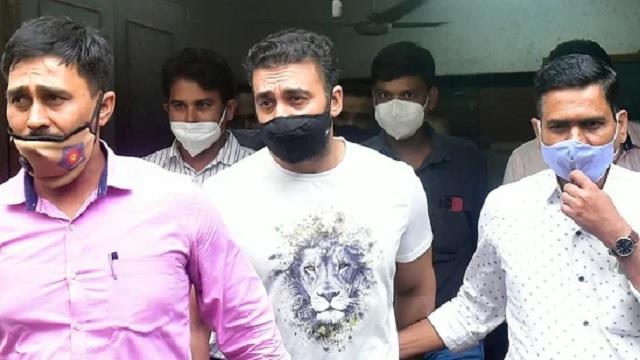 जेल की हवा खा रहे राज कुंद्रा की मुश्किलें और बढ़ीं, एक और एक्ट्रेस ने दर्ज करवाई FIR,आरोपियों में गहना वशिष्ठ का नाम भी शामिल