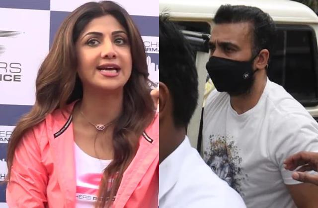 shilpa shetty shouted raj kundra said what was the need to do all this
