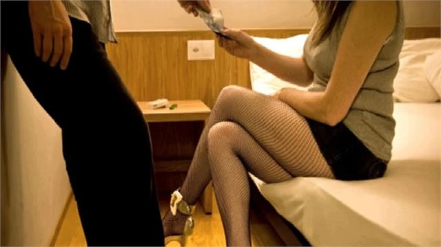 filmmaker and two others arrested for running prostitution gang