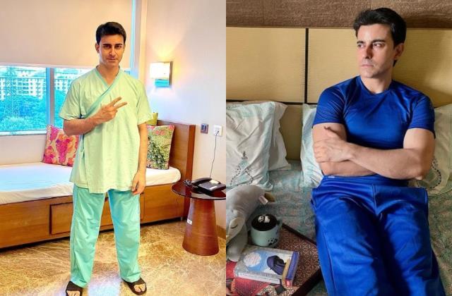 gautam rode undergoes surgery share pics from the hospital