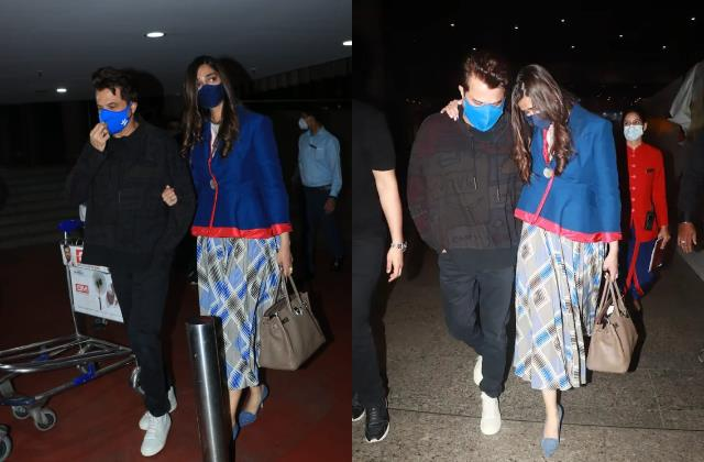 sonam kapoor teary eyed as she reunites with daddy anil kapoor