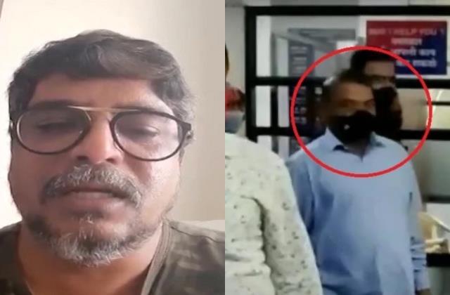 police arrested main accused in raju sapte suicide case