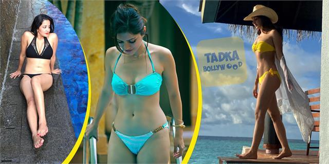 kiara advani rubina dilaik these actress flaunts toned body in latest pictures