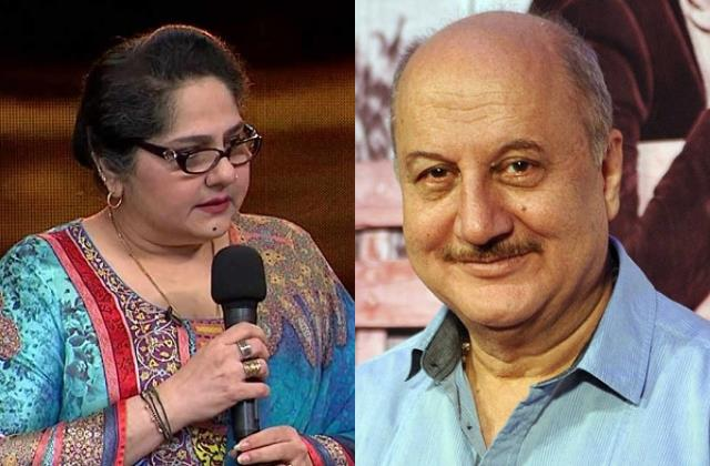 shagufta ali financial crisis actress receive help from anupam and other stars