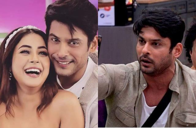 sidharth shukla strongly reacts as netizen tweet wrong about sidnaaz fans
