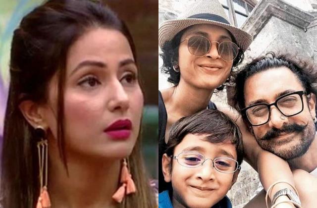 hina khan heartbroken after heard aamir khan and kiran rao divorce