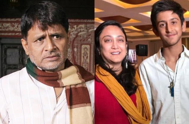 raghubir yadav wife says i am living on mortgaged gold and borrowed money