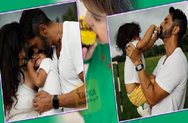 arjun rampal wishes birthday to son arik photos viral