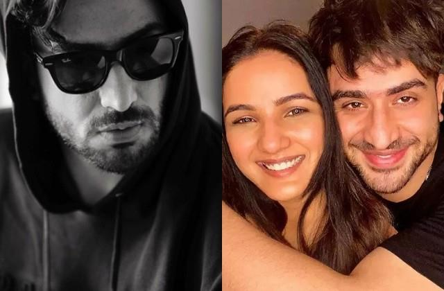 aly goni shares his photo girlfriend jasmin bhasin comments