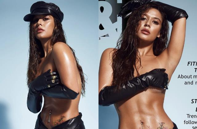 jackie shroff daughter krishna shroff sizzling hot photoshoot