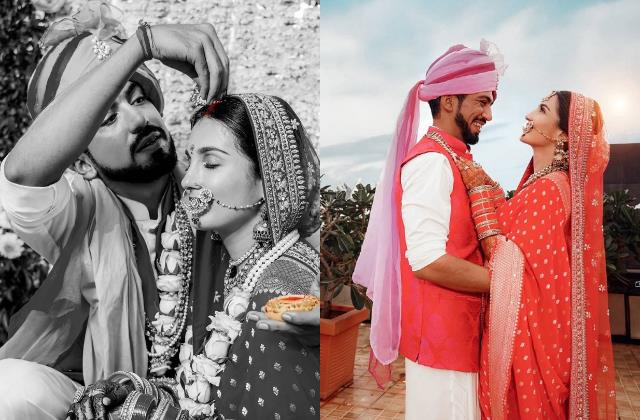 shiny doshi lavesh khairajani intimate wedding ceremony goes viral