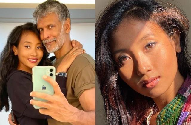 milind soman s wife ankita konwar got anger over discrimination