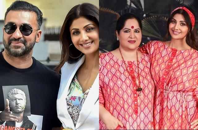 raj case shilpa sign many documents actress mother also director of company