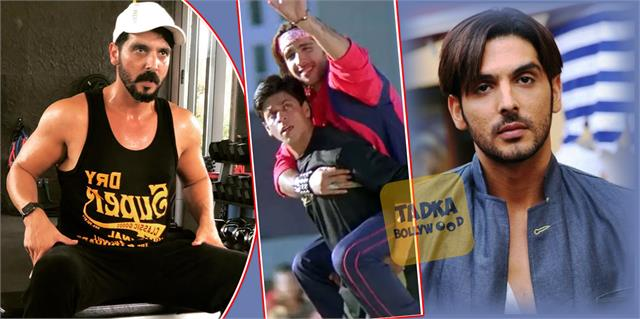 zayed khan beastly transformation look breaking the internet