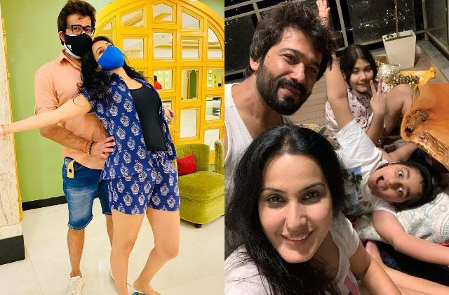 kamya punjabi buy new house in delhi share pictures with family