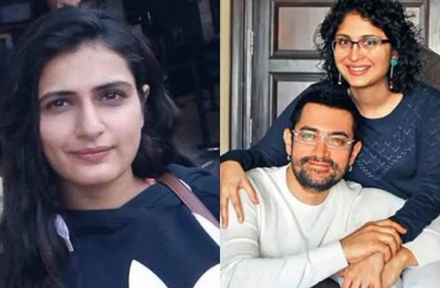 fatima sana shaikh trended after aamir khan kiran rao divorce