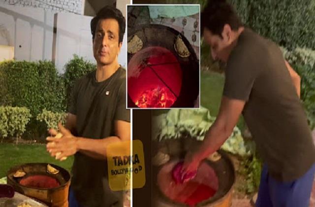 Video: सोनू सूद पंजाब में अपने ढाबे पर फ्री में खिला रहे हैं दाल-रोटी, पाकिस्तानी फैंस ने भी जमकर लुटाया प्यार