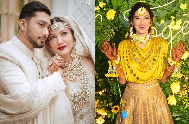 due to this reason zaid darbar threatened gauahar khan cancel the marriage