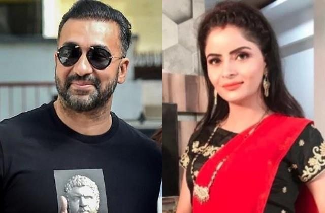 gehana vasisth statement after raj kundra s arrest in pornography video case
