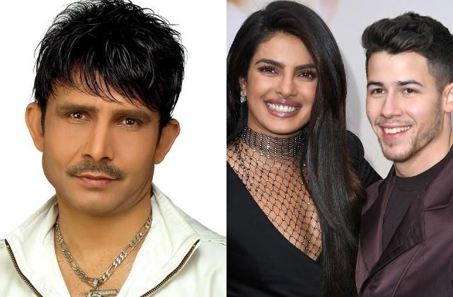 kamaal r khan trolled for predicting priyanka chopra nick jonas divorce