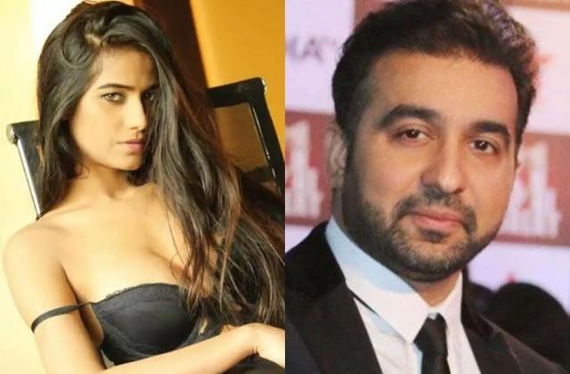poonam pandey made a big disclosure about raj kundra