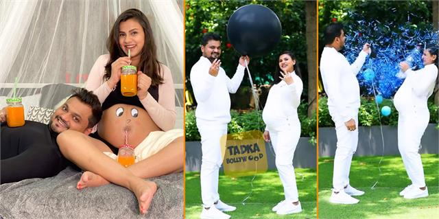 dil dosti dance fame vrinda dawda blessed with baby boy