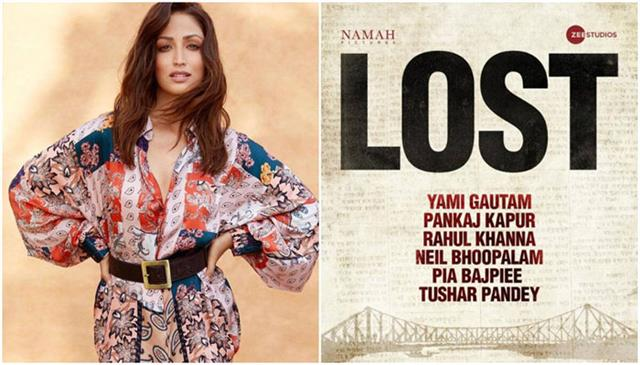 yami gautam started the shooting lost